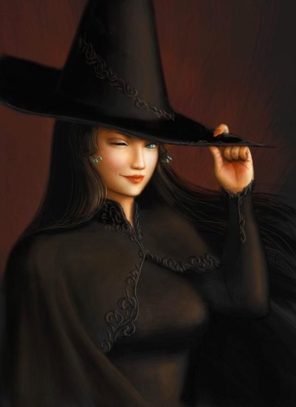 Что носить ведьме