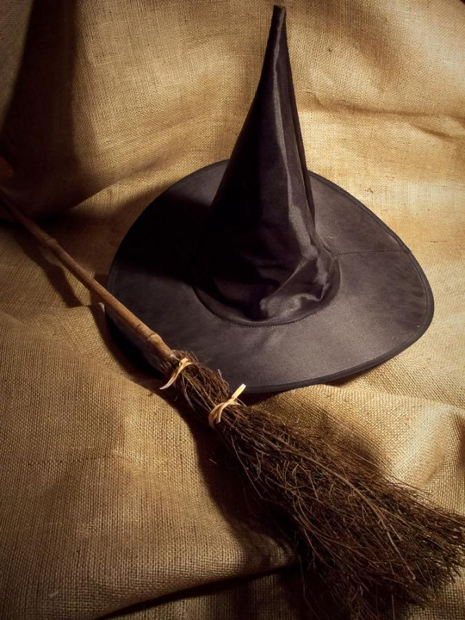 Поздравления с днем рождения ты ведьма 430