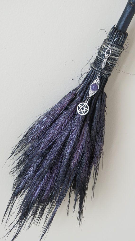 Как сделать летающую метлу ведьмы - HubertHaas