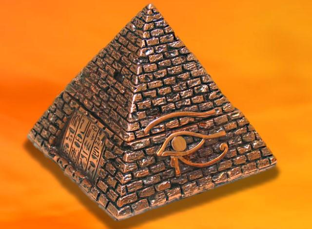Магическая пирамида своими руками